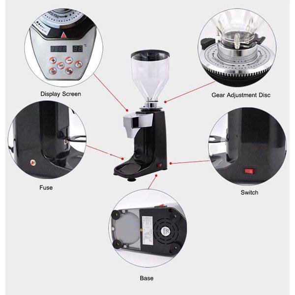 آسیاب قهوه آندیمند LD-021