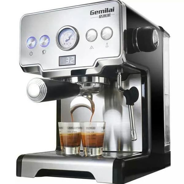 اسپرسو ساز جمیلای مدل Gemilai CRM3605