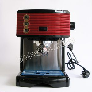 اسپرسو ساز جمیلای مدل Gemilai CRM3601