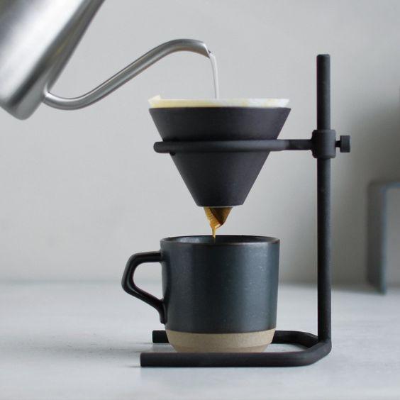 راحتی قهوه ساز