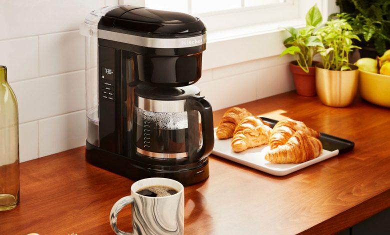 قهوه ساز قطره ای یا فیلتری
