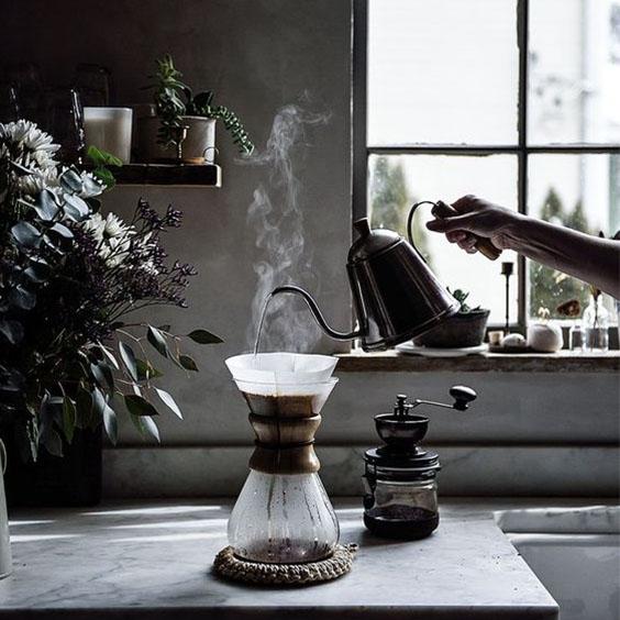 قهوه ساز نسل سوم
