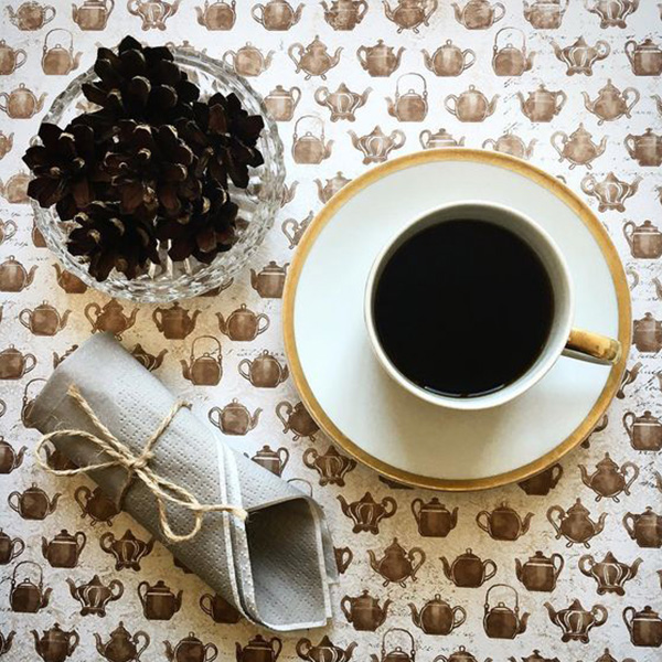 لوازم مورد نیاز برای آماده کردن قهوه