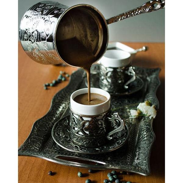 چگونه قهوه ی ترک خوبی داشته باشیم