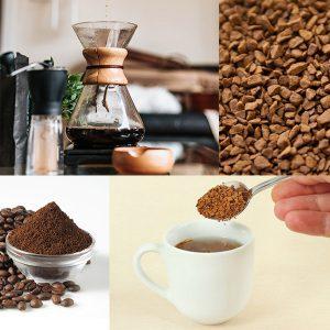 تفاوت قهوه فوری و قهوه دمی