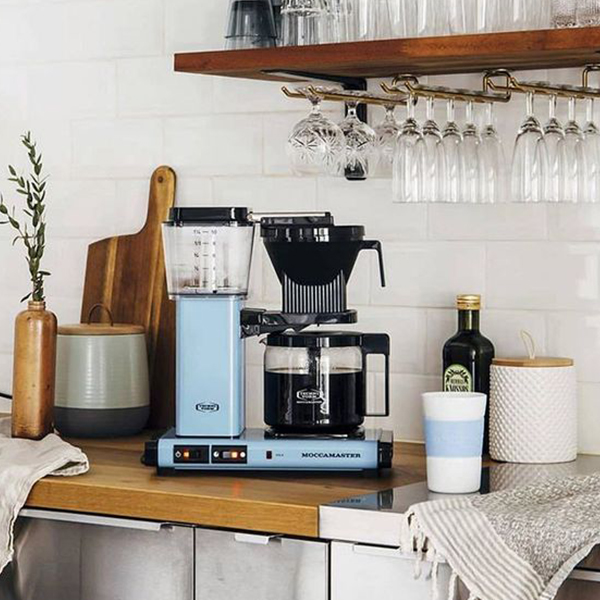 قهوه فرانسه با دستگاه