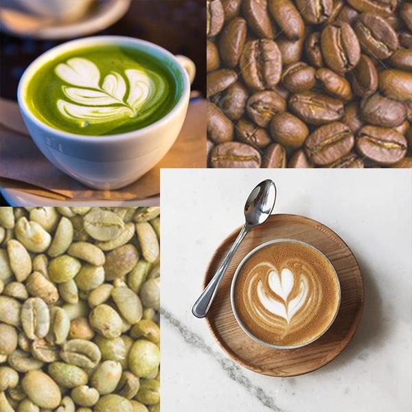 تفاوت قهوه سبز با قهوه برشته شده