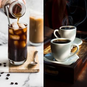 انواع قهوه سرد