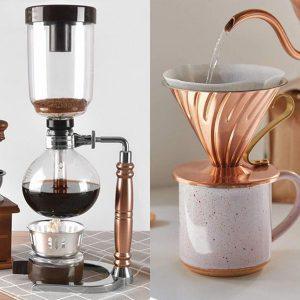 انواع قهوه ساز دمی