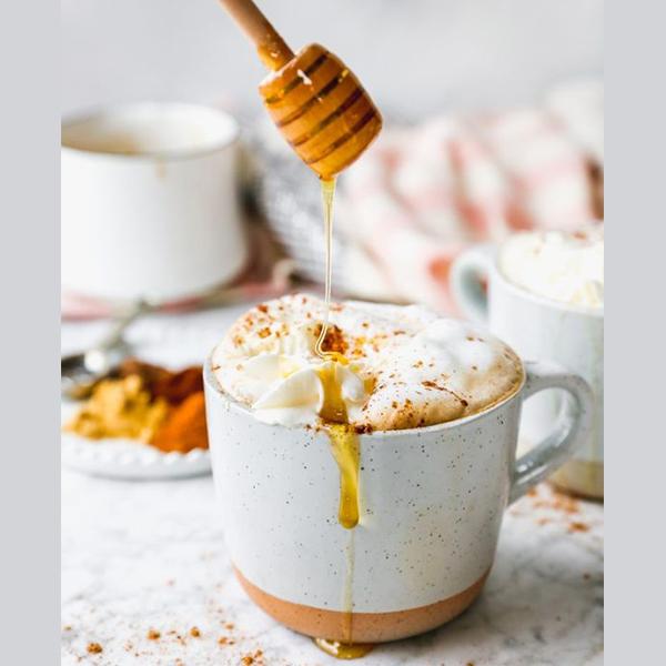 قهوه و عسل