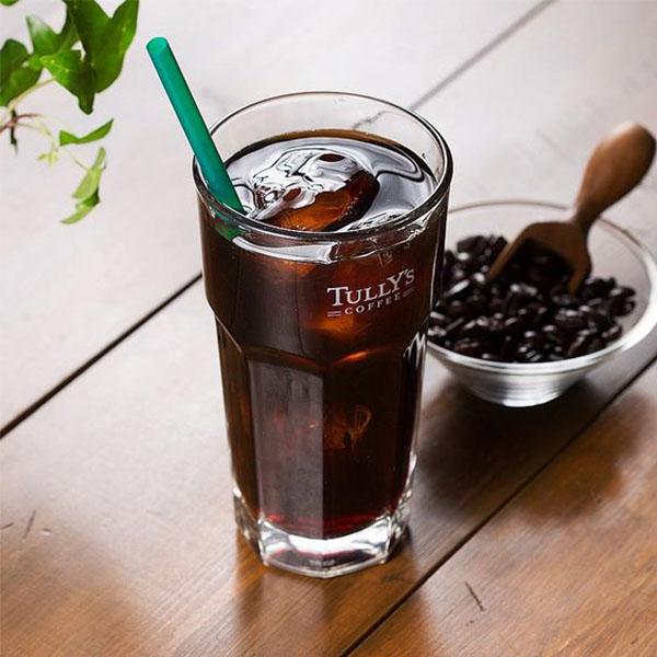 قهوه با یخ