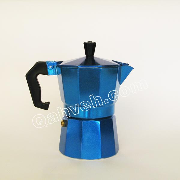 قیمت قهوه جوش رنگی