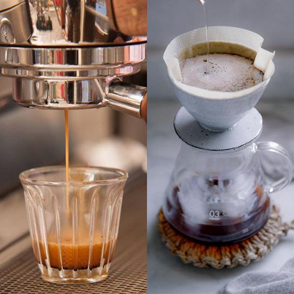 تفاوت قهوه دمی و اسپرسو