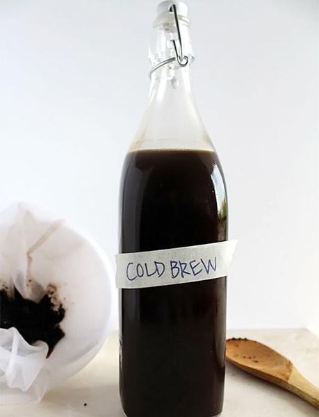 طرز تهیه قهوه کلد برو