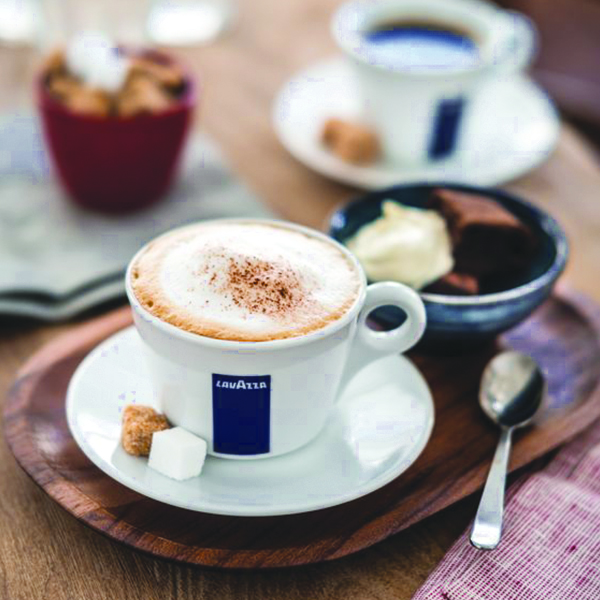 درباره قهوه لاوازا